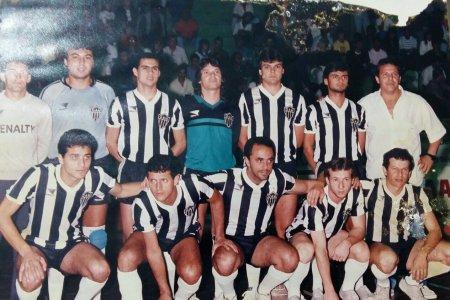 Equipes do Futsal do Galo de todos os tempos - AEXCAM