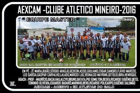 1° Copa BH Master de Futebol - Semifinais e Confraternização - AEXCAM