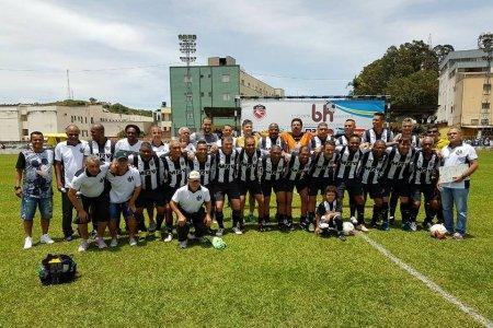 1° Copa BH Master de Futebol - Finalíssima e Confraternização - AEXCAM