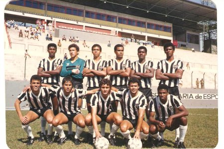 Categorias de Base do Galo - Triênio 1987/86/85 - AEXCAM