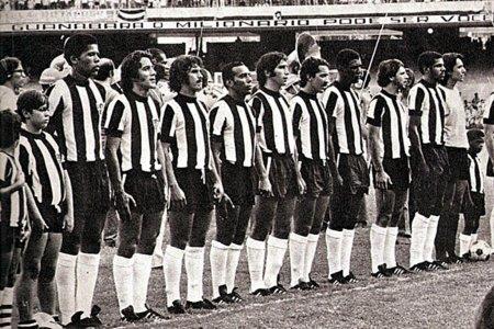 Atlético Mineiro....... 1° Campeão Brasileiro em 1971 - AEXCAM