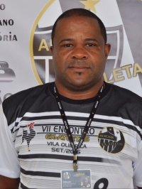 Lalado - Ex-Atleta do Clube Atlético Mineiro