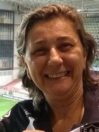 Erika - Ex-Atleta do Clube Atlético Mineiro