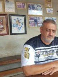 Canhoto - Ex-Atleta do Clube Atlético Mineiro