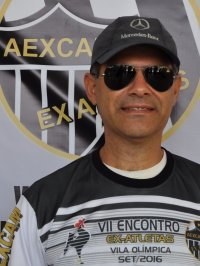 Waltinho Prego - Ex-Atleta do Clube Atlético Mineiro