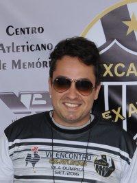 Flávio - Ex-Atleta do Clube Atlético Mineiro