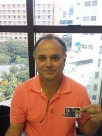 ODAIR - Ex-Atleta do Clube Atlético Mineiro