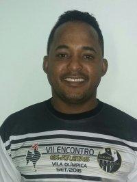 Berg - Ex-Atleta do Clube Atlético Mineiro