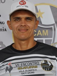 Crésio - Ex-Atleta do Clube Atlético Mineiro