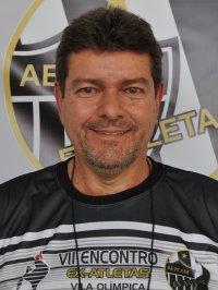 Cleber - Ex-Atleta do Clube Atlético Mineiro