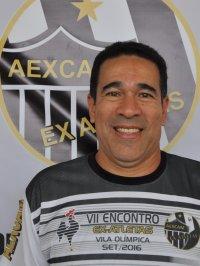 Alvarenga - Ex-Atleta do Clube Atlético Mineiro