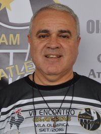 Magrão - Ex-Atleta do Clube Atlético Mineiro