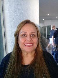 Tia Vânia  - Ex-Atleta do Clube Atlético Mineiro