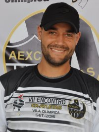Giulliano - Ex-Atleta do Clube Atlético Mineiro