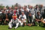 Futebol no 6° Encontro - AEXCAM X Master América