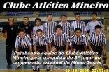 Equipes do Futsal do Galo de todos os tempos