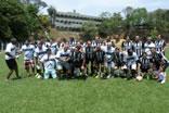 Futebol no 6° Encontro - AEXCAM X Master América - AEXCAM
